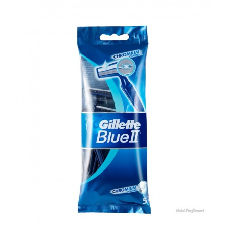 RASOIR BLUE 2 GILLETTE X5